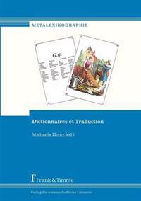 Dictionnaires Et Traduction