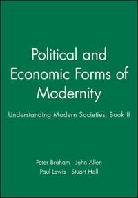 Political and Economic Forms of Modernity