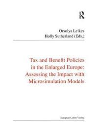 Tax and Benefit Policies in the Enlarged Europe