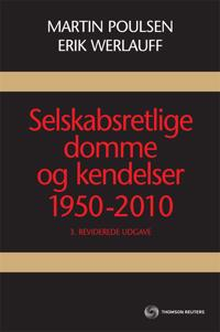 Selskabsretlige domme og kendelser 1950-2010