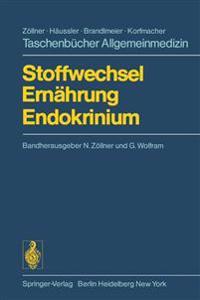 Stoffwechsel Ernahrung Endokrinium