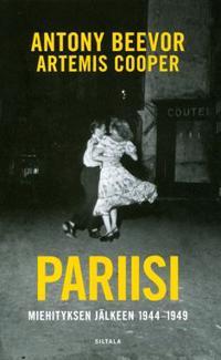 Pariisi miehityksen jälkeen 1944-1949