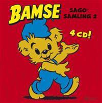 Bamse sagosamling 2