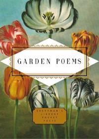 Garden Poems: Pocket Poets