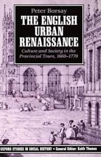 The English Urban Renaissance