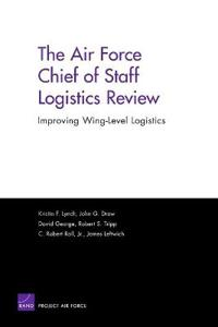 The Air Force Chief of Staff Logistics Review