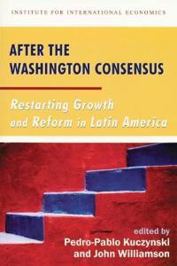 After the Washington Consensus