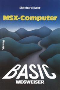 Basic-Wegweiser Fur MSX-Computer