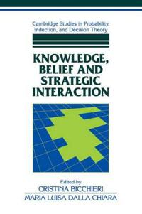 Knowledge, Belief, and Strategic Interaction