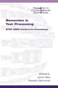 Semantics in Text Processing