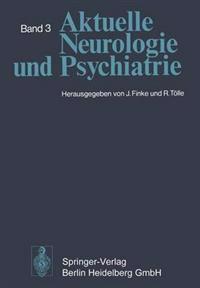 Aktuelle Neurologie Und Psychiatrie
