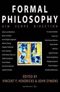 Formal Philosophy