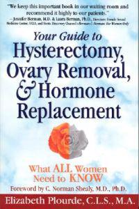 Your Guide to Hysterectomy, Ovary Removal, & Hormone Replacement
