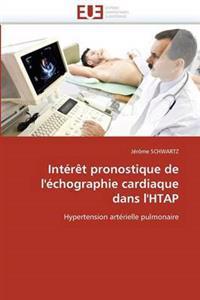 Int�r�t Pronostique de l'�chographie Cardiaque Dans l'Htap