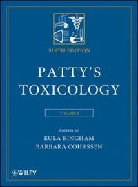 Patty's Toxicology
