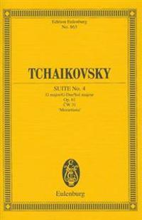 "Suite No. 4 in G Major, Op. 61, Cw 31: ""mozartiana"""
