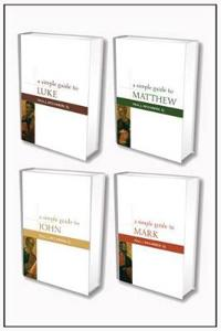 Simple Guides to the Gospels Set