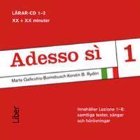 Adesso sì 1 Lärar-cd 1-2