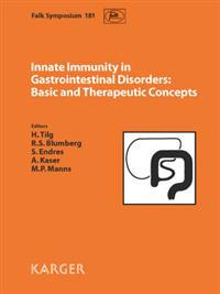 Innate Immunity in Gastrointestinal Disorders
