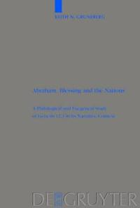 Abraham, Blessing and the Nations