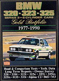 BMW 320-323-325 Series 3 6-Cylinder Cars 1977-90-GP