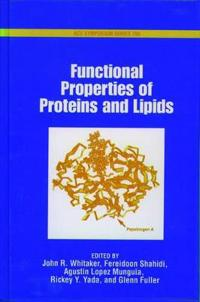 Functional Properties of Proteins and Lipids
