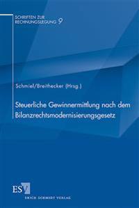 Steuerliche Gewinnermittlung nach dem Bilanzrechtsmodernisierungsgesetz
