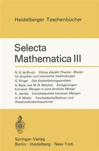 Selecta Mathematica III