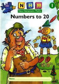 New Heinemann Maths Yr1, Number to 20 Activity Book (8 Pack)