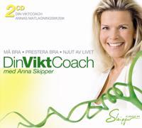 DinViktCoach (2 CD)
