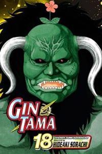 Gin Tama, Volume 18