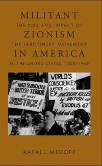 Militant Zionism in America