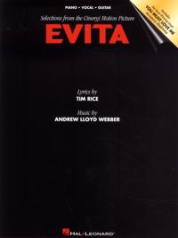 Evita - selections from the motion picture