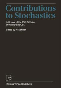Contributions to Stochastics