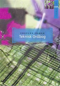 Teknisk Ordbog - engelsk-dansk (bog + cd-rom)
