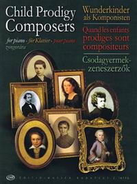 Child Prodigy Composers: For Piano