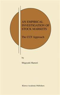 An Empirical Investigation of Stock Markets