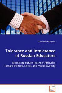 Tolerance and Intolerance of Russian Educators