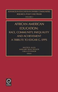 African American Educ Aedc2h