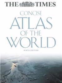 Times Concise Atlas of the World, Ninth Edition
