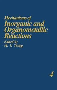 Mechanisms of Inorganic and Organometallic Reactions