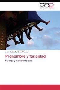 Pronombre y Foricidad