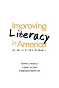 Improving Literacy in America