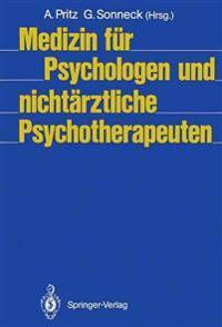 Medizin F�r Psychologen Und Nicht�rztliche Psychotherapeuten
