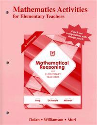 Mathematics Activities for Elementary Teachers