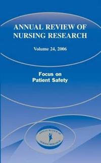Annual Review of Nursing Research