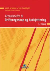 Arbeidshefte til Driftsregnskap og budsjettering