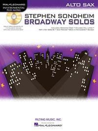 Stephen Sondheim Broadway Solos