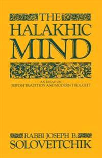 Halakhic Mind