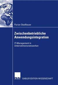 Zwischenbetriebliche Anwendungsintegration